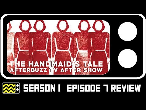 The Handmaids Tale Season 1 Episode 7 Review & After Show | AfterBuzz TV