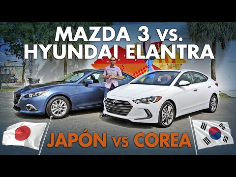 Mazda3 vs Hyundai Elantra