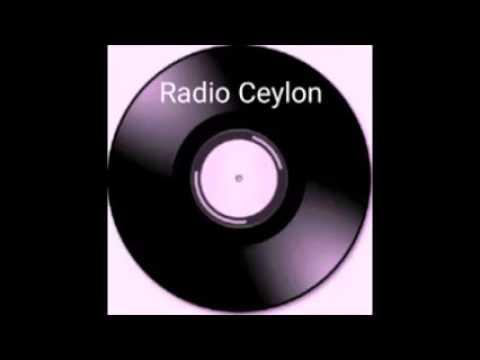 Radio Ceylon - 06-08-2017 - PFS ( SLBC ke Mehman Dr Jayendra Kapadia ki Pasand ke Gaane )