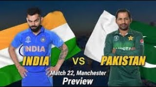 India vs pakistan World Cup 2k19 live hotstar