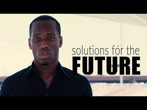 Didier Drogba - AU-EU Youth Plug-In Initiative