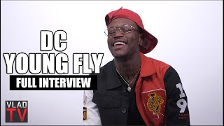 DC Young Fly on Kanye, Kim Kardashian, Eminem, T.I., LGBTQ (Full Interview)