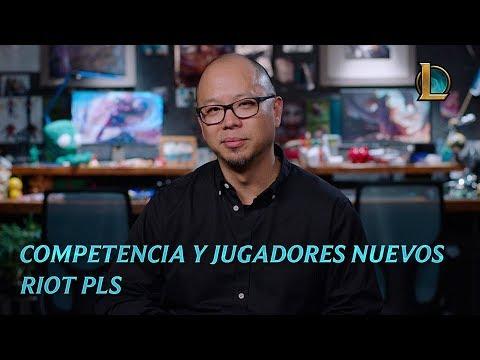 Competencia y jugadores nuevos | Riot Pls | League of Legends