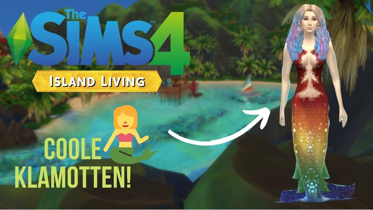 Sims 4 Meerjungfrauen
