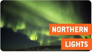 Rockets Launched Into Northern Lights In | Incredible Light Show