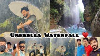 Umbrella Waterfall | Travel Vlog | Danyal Vlogs | Vlog#15