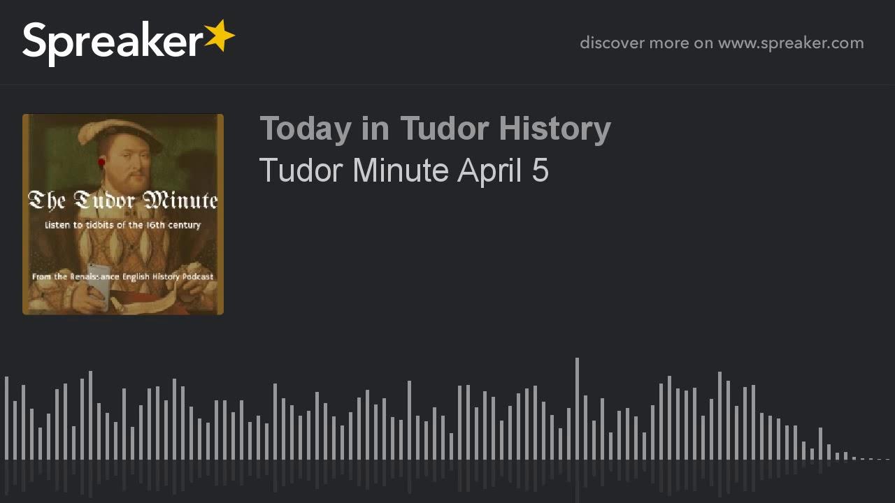 Tudor Minute April 5: Richard Roose was boiled alive