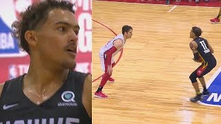 Trae Young SHUTS UP HIS HATERS AND PROVES HE'S THE NEXT STEPHEN CURRY VS BULLS! 2018 Summer League