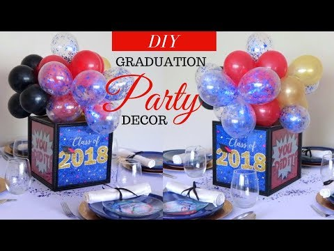 super-easy-&-affordable-graduation-party-decorations-|-dollar-tree-graduation-party-ideas