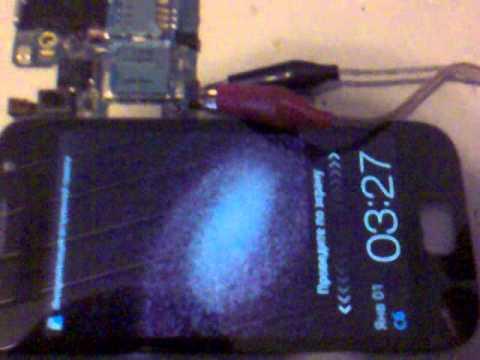 Samsung Galaxy S разборка для