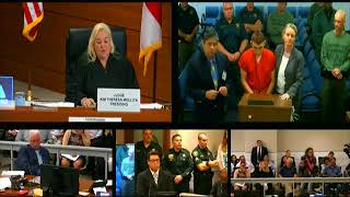 Florida School Shooting Suspect Makes First Court Appearance