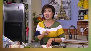 Uyen Thy's Cooking - Macha Milk Tea