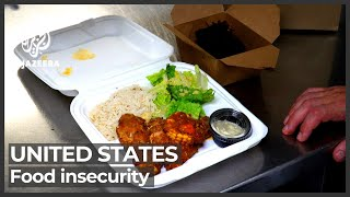 US food insecurity: More than 40 million people may be affected this year