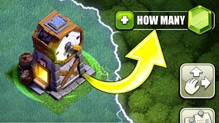 CLASH OF CLANS LIFE HACK!! - HOW MANY GEMS!?