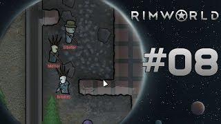 Atak z powietrza - Zagrajmy w Rimworld (B18) #08