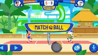 Volleyball Challenge - Gameplay