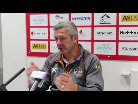 Powell Reflects On Saints Defeat
