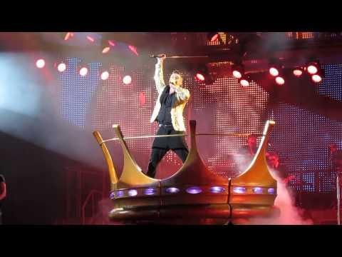Robbie Williams - Gospel - HD 720p - Live in San Siro Milan - 07-31-13