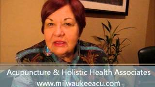 Milwaukee Acupuncture Testimonial: Headaches, Leg cramping, Low Back Pain, Weight Loss
