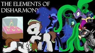 Candid Canned: The Elements of Disharmony