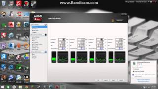 How to Overclock your AMD Processor using AMD Overdrive