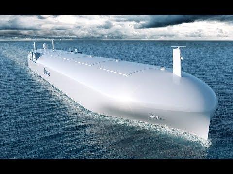6 Most Futuristic Sea Ships in the World