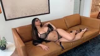 Miakhalifa hot Video..