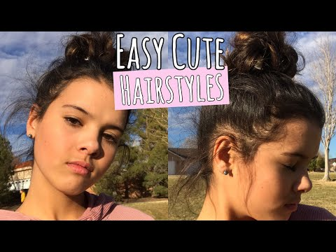 my-easy-+-cute-hairstyles-for-short-hair!-|-holiday