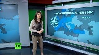 НАТО продолжает продвижение на восток