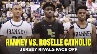 Ranney vs Roselle Catholic: Biggest Game of the Season in New Jersey - Full Highlights