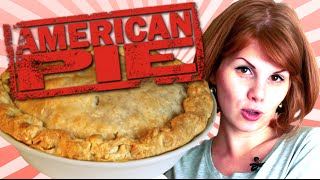 Шарлоттка Шоу: Американский Пирог (рецепт яблочного пирога из фильма)