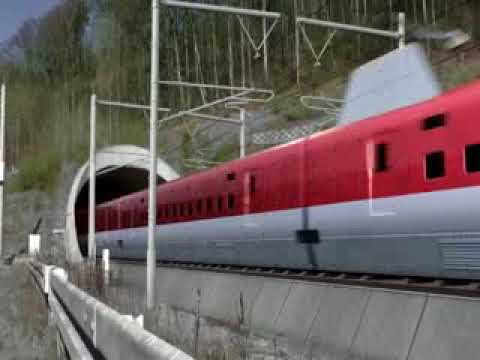India lanza primer proyecto de tren bala