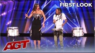 FIRST LOOK: America's Got Talent Season 15 with NEW Judge Sofia Vergara and Heidi Klum