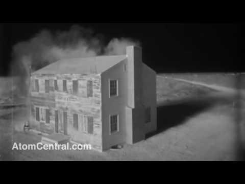 Ядерный взрыв(последствия)