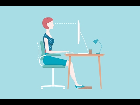 ERGO Healthy Topics – Office Ergonomics, the Basics and Beyond