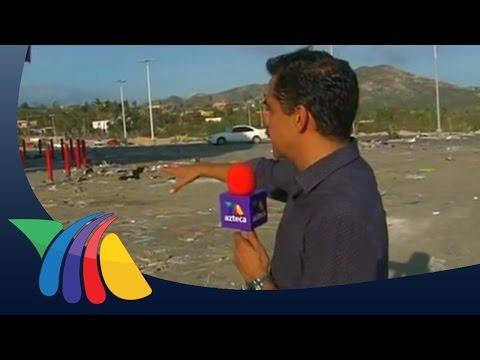 Rapiña en Baja California Sur por Odile | Noticias de Baja California