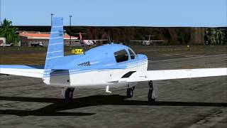 FSX SE Mission: Hawaiian Checkout- Hawaii Photoreal Project Scenery-Airports and Water Mod