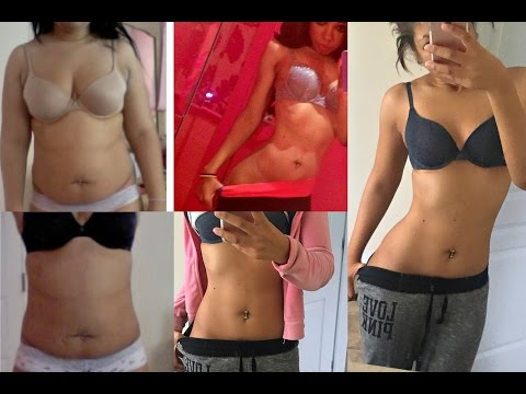 HOW TO GET RID OF BELLY FAT + GET A FLAT STOMACH   Tips, Tricks & 7 Ab Exercises + Flat Tummy Tea