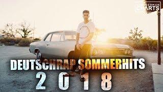TOP 10 DEUTSCHRAP SOMMERHITS 2018