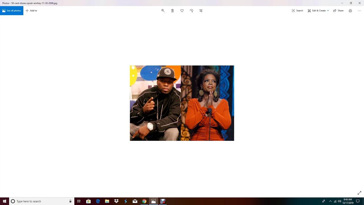 50 Cent Vs Oprah