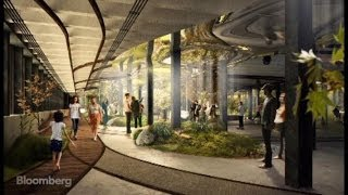 Meet the Low Line: A New Park Grows Underground