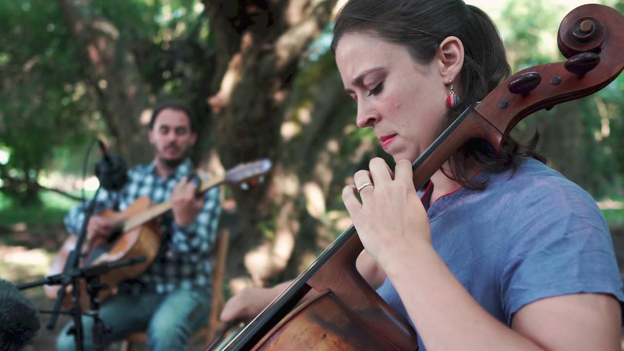 Blanca Altable y Chuchi² feat. Natalie Haas & Galen Fraser - Danzas de Procesión