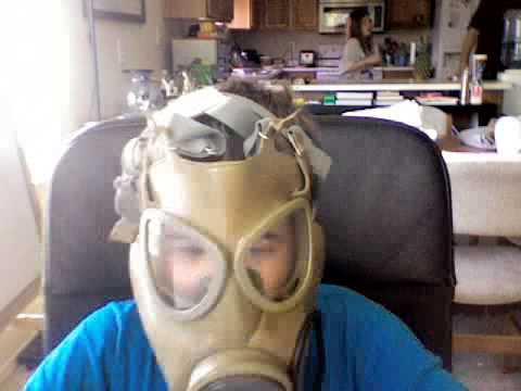 russian gas mask revew