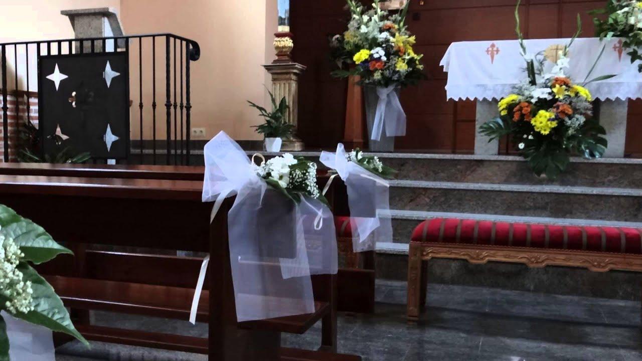 Decoracion Altares Iglesias Evangelicas ~ Floristeria Nukka  Collado Villalba  Decoraci?n Iglesia  YouTube