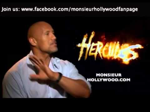 Dwayne Johnson Exclusive Interview by Monsieur Hollywood Part2 of2