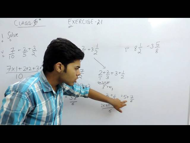 Exercise 2.1 Questions 1(v,vi,vii) - NCERT/CBSE Solutions for Class 7th Maths