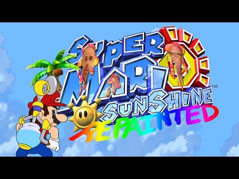 Super Mario Sunshine Repainted Highlights (Part 1)