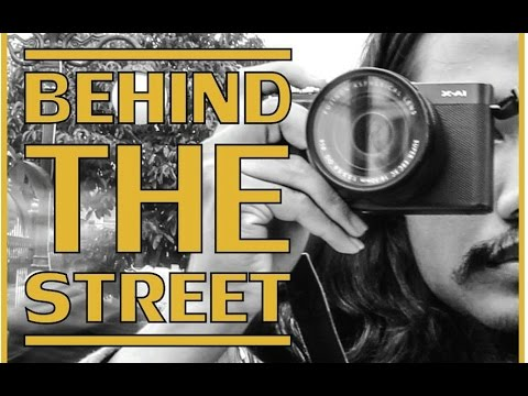 BEHIND THE STREET (indonesian street photography documentary)