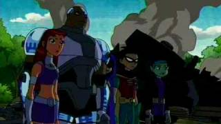 Teen Titans season 5 promo