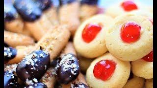 Супербыстрое печенье из трех ингредиентов
